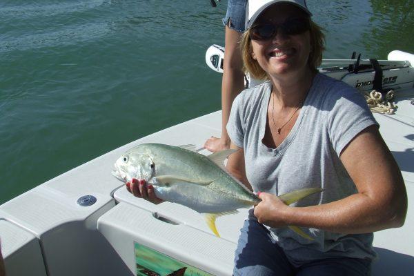 Deb's big fish